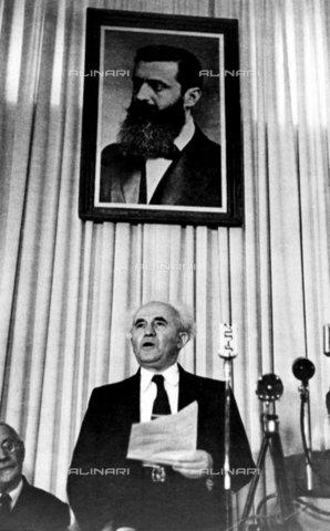 1948 - Nasce lo Stato di Israele
