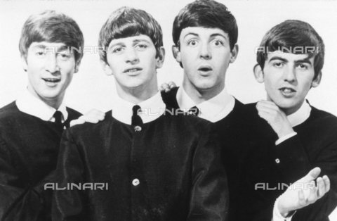 TOP-S-000145-8248 - I Beatles - Data dello scatto: 1960-1969 - Photoshot / TopFoto / Archivi Alinari