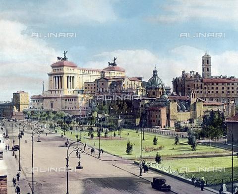 UIG-F-030885-0000 - Altare della Patria. - Data dello scatto: 1920 - United Archives / UIG/Archivi Alinari