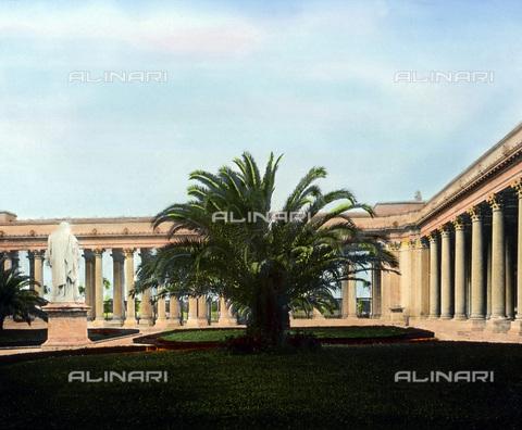 UIG-F-030891-0000 - Basilica di San Paolo Fuori le Mura - Data dello scatto: 1920 - United Archives / UIG/Archivi Alinari