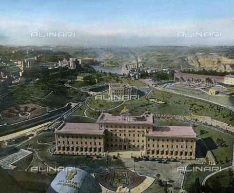 UIG-F-030894-0000 - La sede del Governatorato dello Stato della Città del Vaticano - Data dello scatto: 1920 - United Archives / UIG/Archivi Alinari