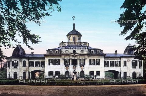 UIG-F-030905-0000 - Belvedere castle. - Data dello scatto: 1920 - United Archives / UIG/Alinari Archives