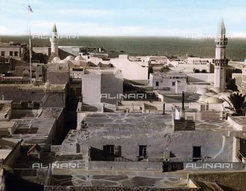 UIG-F-030914-0000 - Typical view of a city in Algeria. - Data dello scatto: 1900 - United Archives / UIG/Alinari Archives
