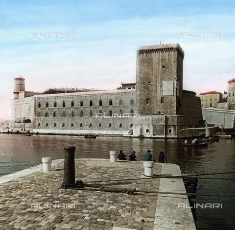 UIG-F-030915-0000 - Fort Saint Jean. - Data dello scatto: 1910 - United Archives / UIG/Alinari Archives
