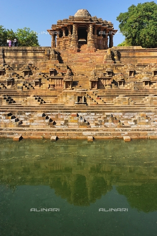 UIG-F-031113-0000 - Temple of the Sun, Modhera, Gujarat, India - UIG/Alinari Archives