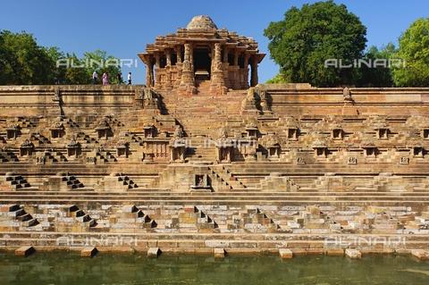 UIG-F-031117-0000 - Temple of the Sun, Modhera, Gujarat, India - UIG/Alinari Archives