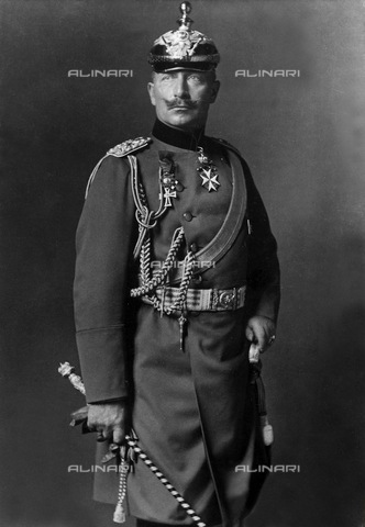 ULL-F-004115-0000 - Portrait of William II of Prussia and Germany (1859-1941) - Data dello scatto: 1908 - The Estate of Em/Bieber E. / Ullstein Bild / Alinari Archives