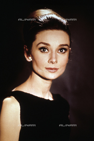 ULL-F-226854-0000 - The actress Audrey Hepburn (1929-1993) - Data dello scatto: 1952 - dpa / Ullstein Bild / Alinari Archives