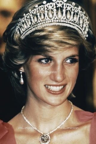 ULL-F-234837-0000 - The Princess of Wales Lady Diana (1961-1997) - Data dello scatto: 1983 - dpa / Ullstein Bild / Alinari Archives