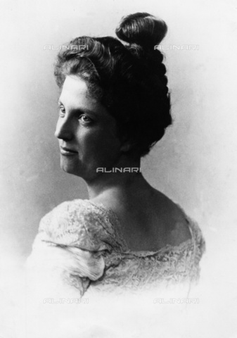 ULL-F-265444-0000 - Luisa of Hapsburg-Lorraine (1870-1947), princess of Tuscany, Bohemia and Hungary, archduchess of Austria and princess of Saxony - Data dello scatto: 1899 - Erwin Raupp / Ullstein Bild / Alinari Archives