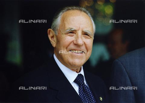 ULL-F-436365-0000 - Portrait of Carlo Azeglio Ciampi (1920-2016) - Data dello scatto: 15/07/1999 - PFP / Ullstein Bild / Alinari Archives