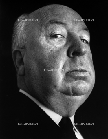 ULL-S-000165-7342 - The English director Alfred Hitchcock (1899-1980) photographed by Horst Tappe - Data dello scatto: 1970 ca. - Fondation Horst Tappe / Ullstein Bild / Alinari Archives