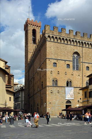 ULL-S-000659-4184 - View of the National Bargello Museum in Florence - Data dello scatto: 14/09/2017 - Probst / Ullstein Bild / Alinari Archives