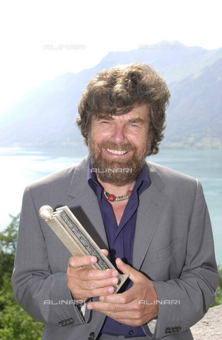 ULL-S-000739-2524 - Reinhold Messner, mountaineer - Data dello scatto: 12/06/2003 - RDB / Blick / Ullstein Bild / Alinari Archives