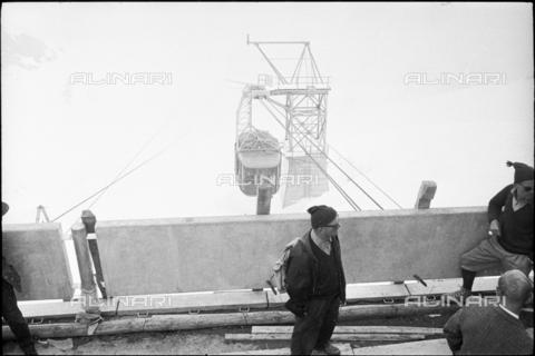 ULL-S-000753-2601 - Cableway, Schilthorn - Data dello scatto: 14/06/1967 - RDB / Ullstein Bild / Alinari Archives