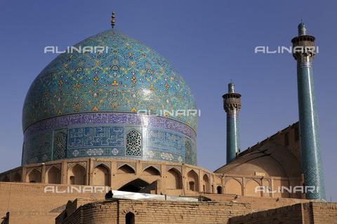ULL-S-100361-4179 - Imam Mosque (ex Shah) (1612-1630), Isfahan, Iran - Data dello scatto: 13/04/2009 - Insadco / Ivan Vdovin / Ullstein Bild / Alinari Archives