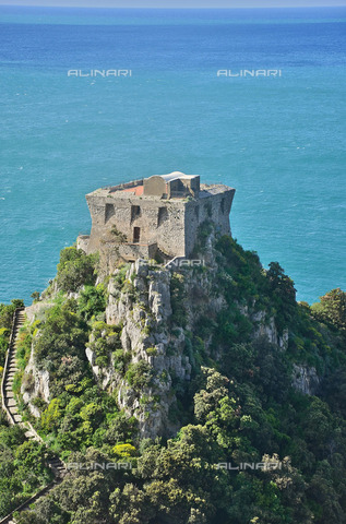 ULL-S-100774-8928 - Small castle on the Amalfi Coast - Data dello scatto: 05/05/2014 - Ihlow / Ullstein Bild / Alinari Archives