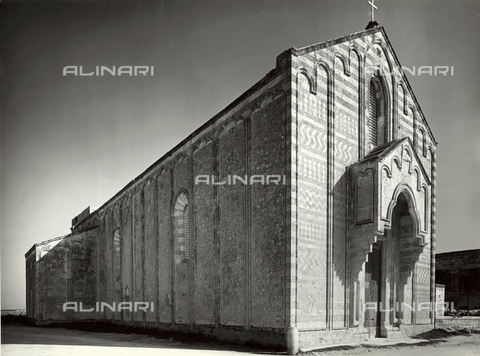 VAA-F-001667-0000 - The Church of S. Maria del Casale, Brindisi - Date of photography: 1955-1960 - Fratelli Alinari Museum Collections-Villani Archive, Florence