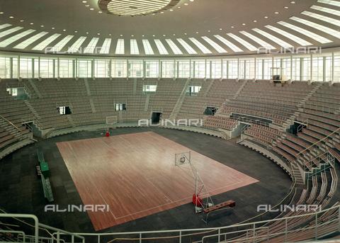 VBA-S-000C13-0001 - Arena, interior view, Bologna