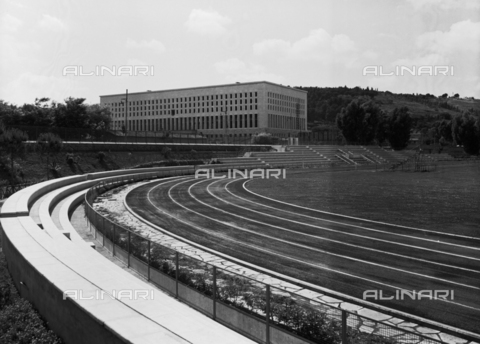 VBA-S-002845-0259 - Stadio della Farnesina. CONI (Italian National Olympic Committee)