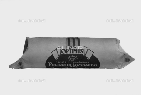 VBA-S-004927-0001 - Polenghi butter; advertising image of the Bodonian Lithograph - Date of photography: 27/03/1961 - Alinari Archives-Villani Archive, Florence