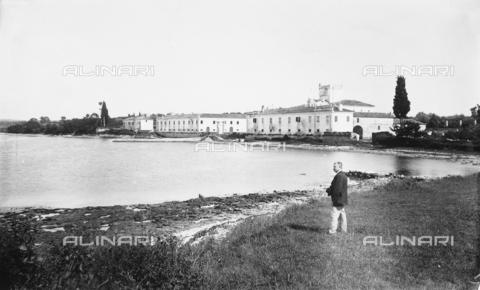 WCA-F-001793-0000 - Giuseppe Wulz a Dajla, Istria - Data dello scatto: 1900 ca. - Raccolte Museali Fratelli Alinari (RMFA)-archivio Carlo Wulz, Firenze