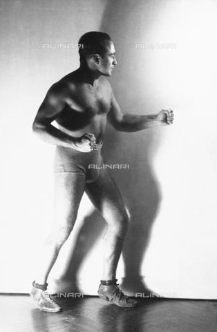 WMA-F-007006-0000 - The boxer Pino Garzolini