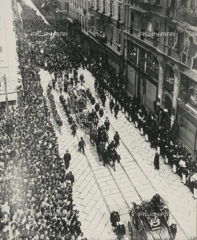 WSA-F-001396-0000 - Funerals of Archdukes Franz Ferdinand of Austria and his wife were killed in Sarajevo July 28, 1914 - Data dello scatto: 02/07/1914 - Archivi Alinari, Firenze