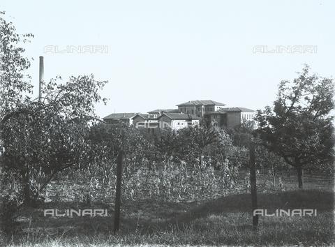 WWA-F-001828-0000 - View of the Duchessa Elena d'Aosta hospice in Valdoltra - Data dello scatto: 1929 ca. - Archivi Alinari, Firenze