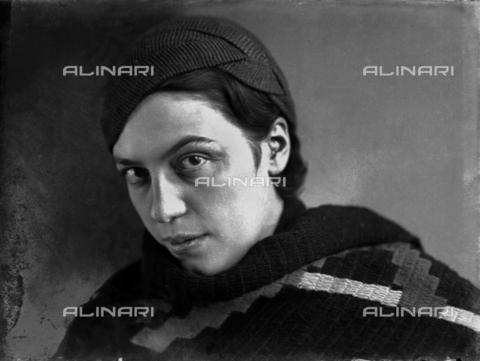 WWA-F-003005-0000 - Portrait of Anita Pittoni - Data dello scatto: 1940 ca - Archivi Alinari, Firenze