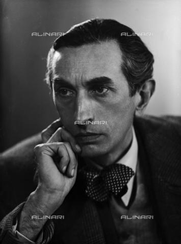 WWA-F-006205-0000 - Ritratto del pittore Edmondo Passauro (1893-1969) - Data dello scatto: 1935-1936 - Archivi Alinari, Firenze