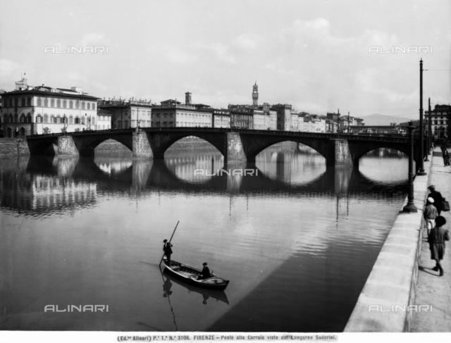 Ponte alla Carraia, Florence.