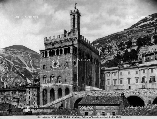Palazzo dei Consoli, Gubbio, Perugia