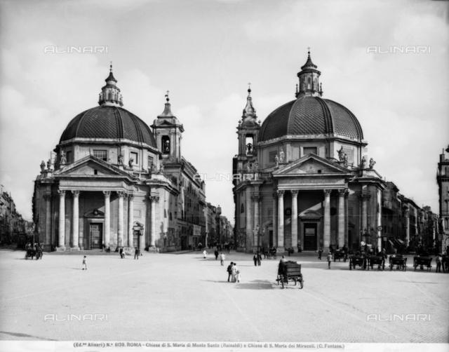 Church of Santa Maria dei Miracoli, Rome