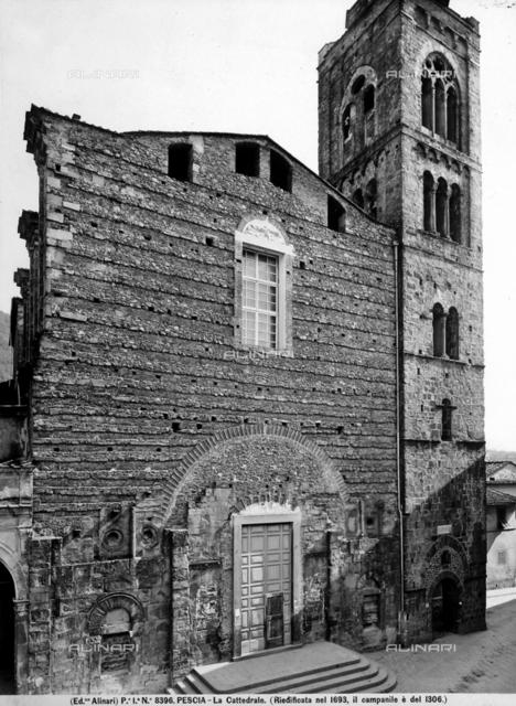 Cathedral, Pescia.