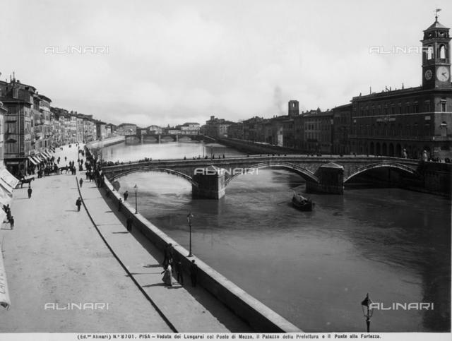 Fortezza Bridge, Pisa