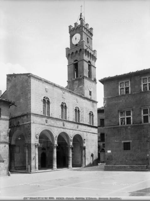 Palazzo Comunale (City Hall), Pienza