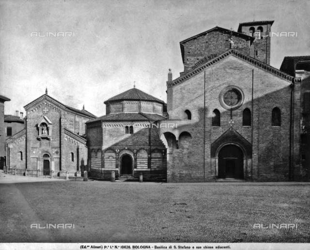 Complex of S. Sefano, Bologna