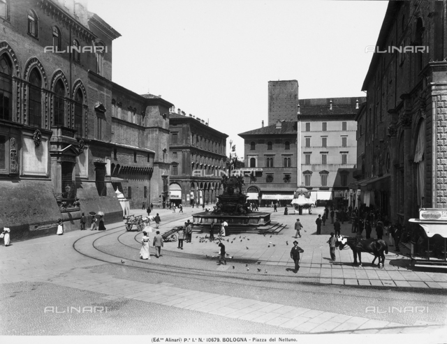 Piazza of Nettuno