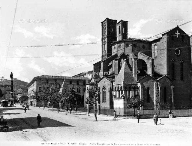 St. Francis Church, Bologna