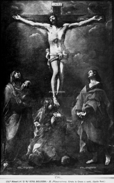 Crucifixion, National Picture Gallery, Bologna.