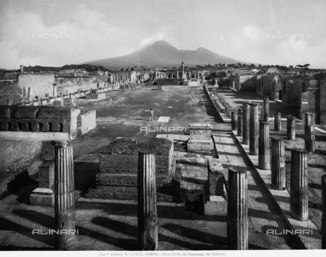 Forum, Pompeii