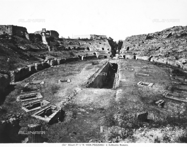 Flavian Amphitheater, Pozzuoli