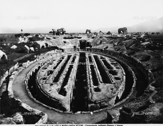 Amphitheater, Santa Maria Capua Vetere