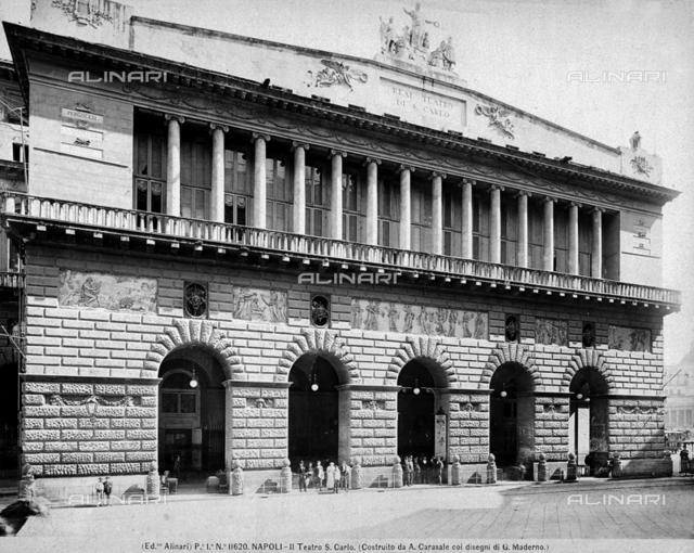 Teatro San Carlo, Naples