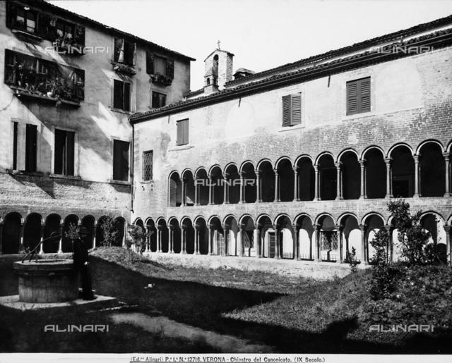Canonicato Cloister, Verona