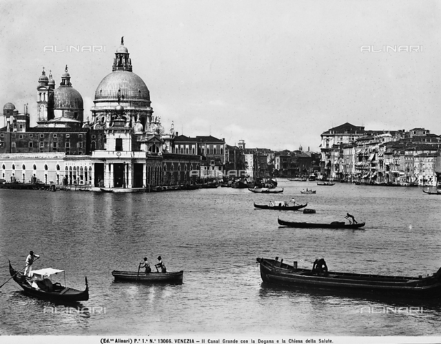 Church of Santa Maria della Salute, Venice