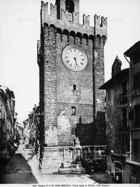 Torre della Pallata, Brescia