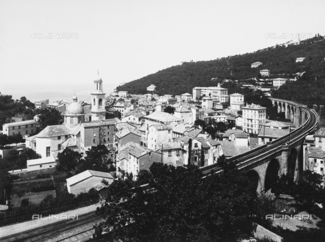 Panorama of Recco
