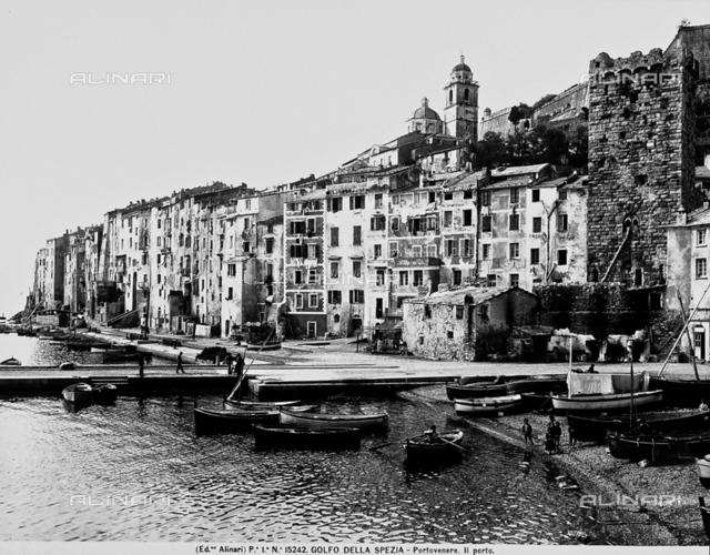 The port of Portovenere